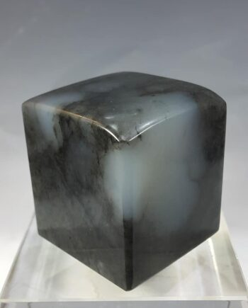 Black Shoushan Stone